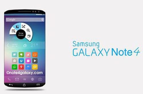 Samsung Galaxy Note 4 rò rỉ cấu hình đáng nể - 1