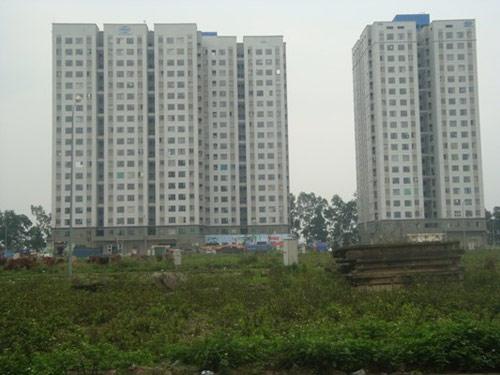 Hà Nội: Nhà ở xã hội hoang vu như ốc đảo - 1