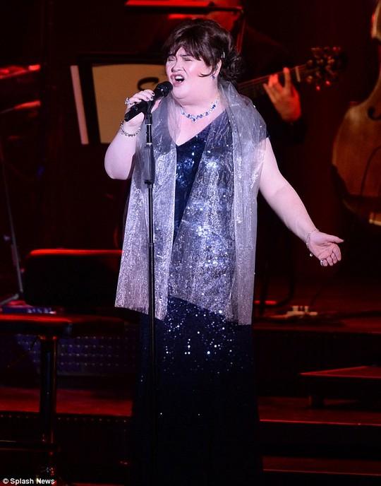 Susan Boyle biến giấc mơ thành hiện thực - 1