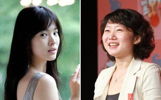 Song Hye Kyo được mời vào vai vợ nhà chính trị - 1
