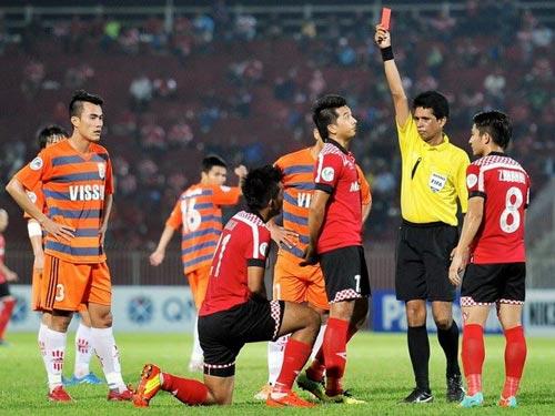 Các CLB VN dự AFC Cup 2014: Nỗi lo tiêu cực - 1