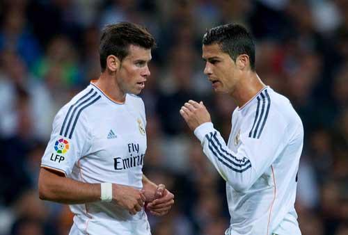 Gareth Bale: Học làm số 1 như Ronaldo - 1