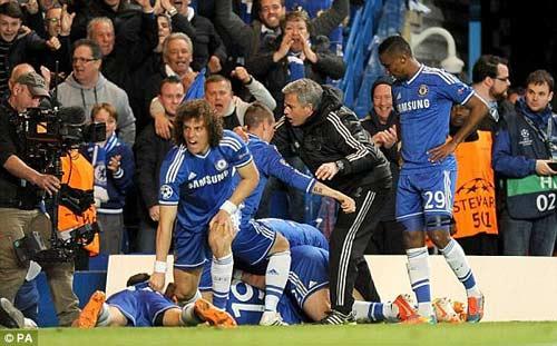 Chelsea - PSG: Phép màu ở Stamford Bridge - 1