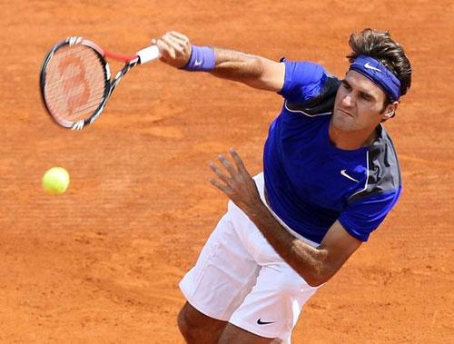 "Monte-Carlo Masters ""nóng"" hơn nhờ Federer - 1"