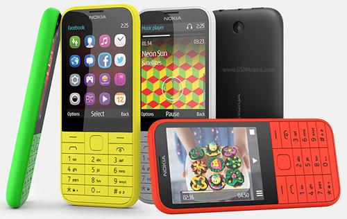 Nokia 225 và 225 Dual SIM giá 1,1 triệu đồng - 1