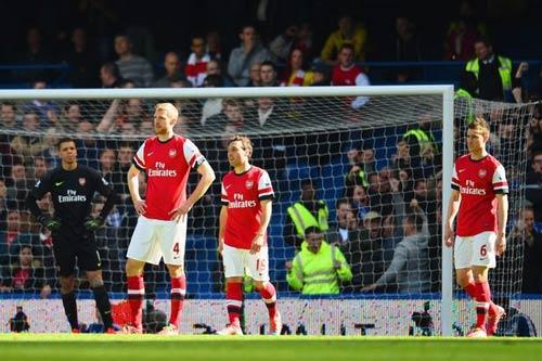 Arsenal cần FA Cup hơn vé dự Champions League - 1