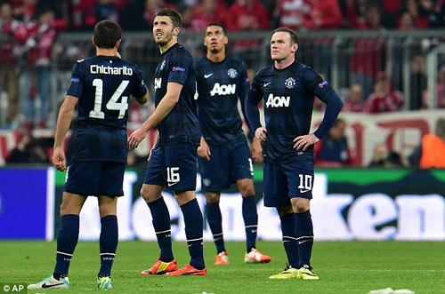 Khi người Anh nhát gan ở Champions League - 1