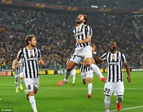 Juventus – Lyon: Không thể vượt khó - 1