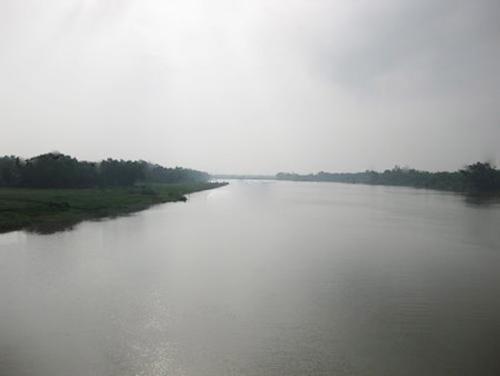 Nhớ sông Bồ, nhớ chột nưa kho cá cù - 1