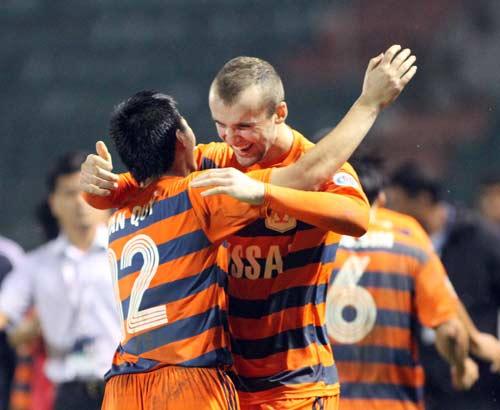 Triệu tập cầu thủ V.Ninh Bình làm rõ tiêu cực ở AFC Cup - 1