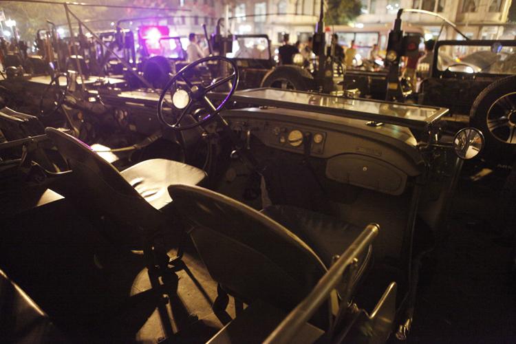 Chiếc Bantam này thuộc quyền sở hữu của anh Thành, xe sản xuất từ năm 1941 và được các tay chơi xe phục dựng hoàn hảo đến từng chi tiết