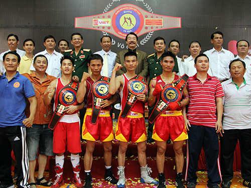Khai hội võ Việt - 1