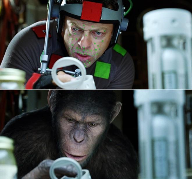 Khám phá hậu trường phim Người biến thành khỉ - 1