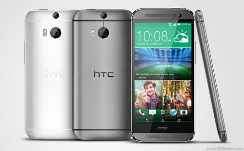 HTC One M8 chính thức bán tại Việt Nam - 1