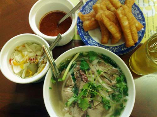 Nét ẩm thực đặc trưng của 3 miền Bắc Trung Nam - 1
