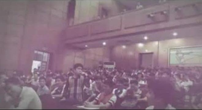 Xôn xao clip nam sinh chê bài giảng của thầy cô - 1