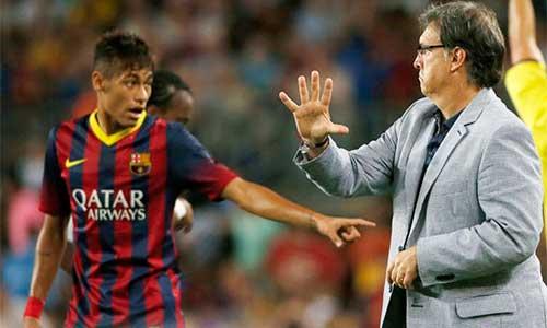 Neymar - Martino: Chung ngã rẽ tại Barca - 1