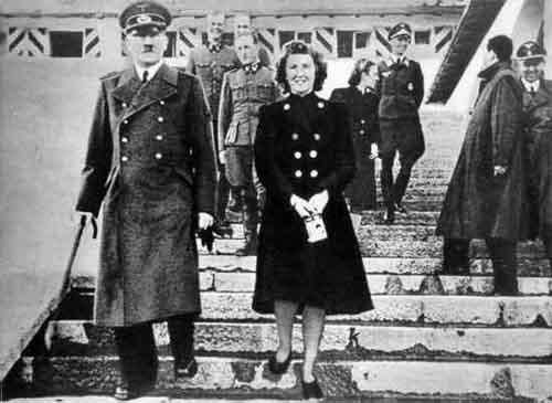 Hitler đã kết hôn với một phụ nữ Do Thái? - 1