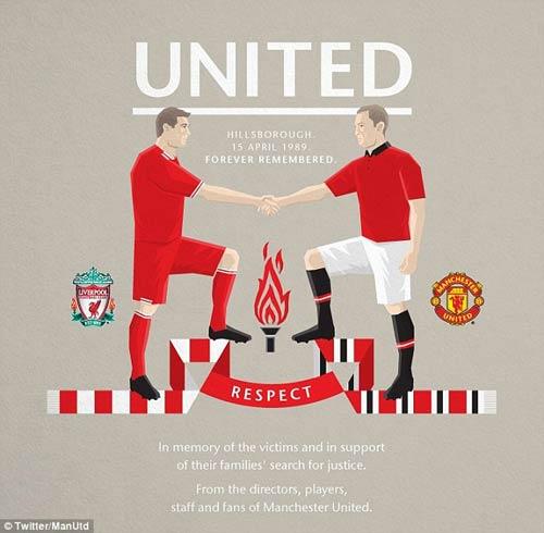MU thể hiện sự tôn trọng với Liverpool - 1