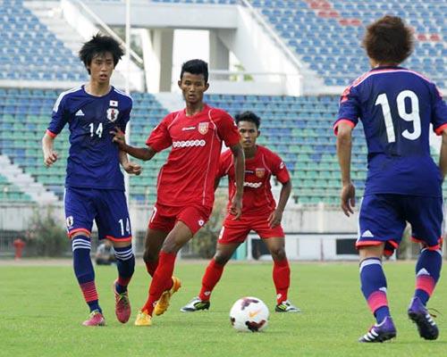 Đối thủ của U19 VN gây sốc trước U19 Nhật, UAE - 1