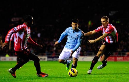 Man City – Sunderland: Đứng dậy sau nỗi đau - 1