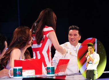 Thí sinh bị loại X-Factor: Em phục chị Hương Hồ - 1