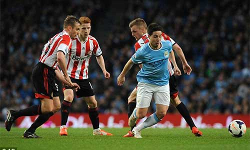 Man City - Sunderland: Thăng hoa cảm xúc - 1