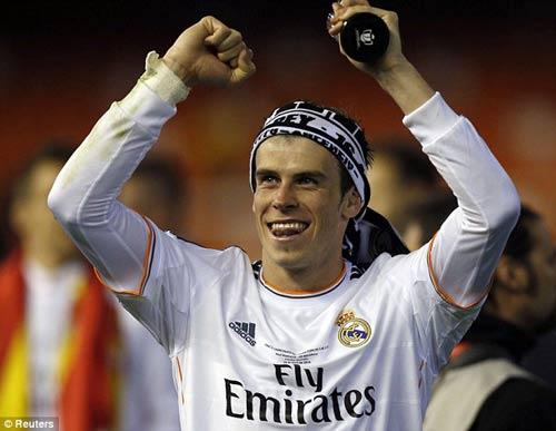 """Ancelotti gọi Bale là """"phi thường"""" - 1"""