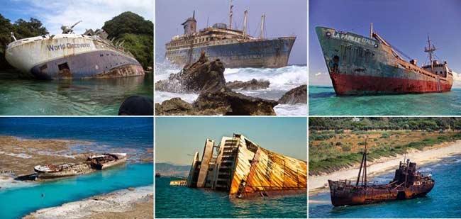 Ước tính có khoảng ba triệu vụ đắm tàu chưa được khám phá ra và chúng đang nằm rải rác dưới đáy đại dương trên toàn thế giới.Một trong số chúng đã có tới hàng ngàn năm tuổi. Không những thế, số lượng xác tàu được tìm thấy cũng rất đáng kinh ngạc. Ví dụ: Tại trang Wrecksite.eu tính đến thời điểm hiện tại đang lưu giữ hồ sơ của hơn 148.000 xác tàu đắm.