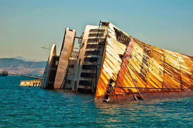 Do tình hình tài chính của công ty, tàu Mediterranean Sky đã bị thu giữ vào năm 1997 khi đang ở Patras.Hai năm sau, nó đã được kéo đến Vịnh Elus (Hy Lạp) và bị bỏ tại đó.