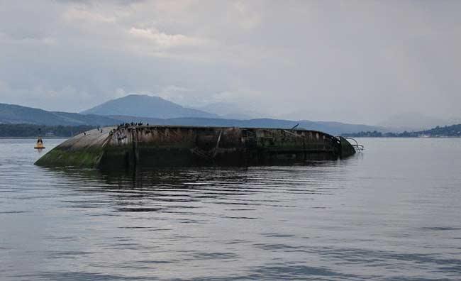 """Mặc dù xác tàu nằm trong vùng nước tương đối nông, nhưng chưa có bất kỳ nỗ lực nào để cứu vãn phần còn lại, vì các vấn đề như quyền sở hữu và bảo hiểm chưa được giải quyết thỏa đáng.Qua thời gian Captayannis đã trở thành nhà củasinh vật biển và các loài chim.Ngày nay, tàu Mv Captayannis được người dân trong vùng đặt tên là """"Tàu chở đường""""."""