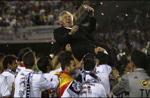 BK C1: Ancelotti – Pep, những chuyên gia đấu cúp - 1