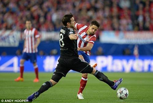 Atletico – Chelsea: Toan tính thực dụng - 1