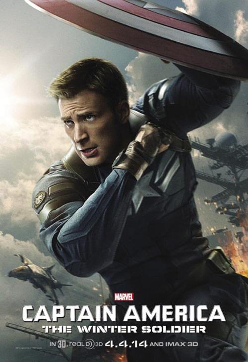 Sao Captain America: Chỉ ước cưới vợ và sinh con - 1