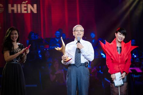 Tùng Dương lập kỷ lục 6 lần nhận giải Cống hiến - 1