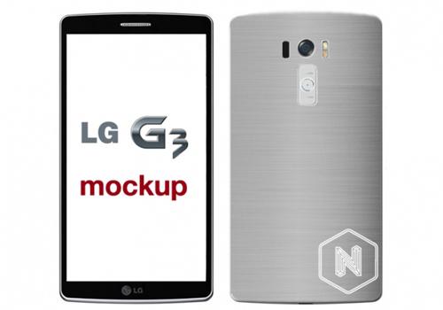Lộ ảnh LG G3 dùng Optimus UI, màn hình QHD - 1