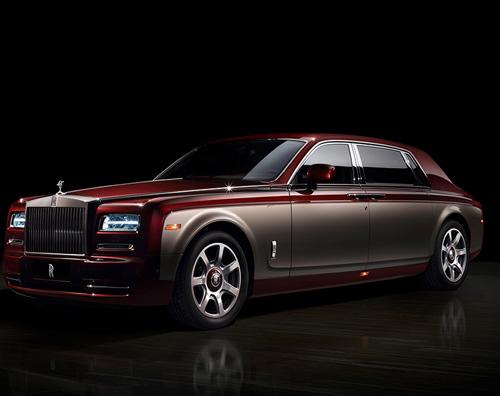 Rolls-Royce Phantom bản đặc biệt đẹp mê hồn - 1