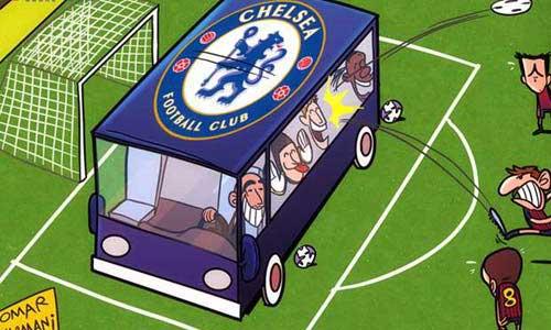 Chelsea gửi lời thách thức tới Anfield - 1