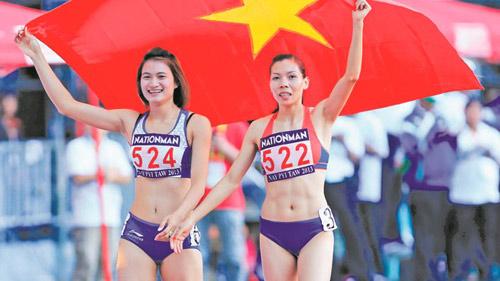 Mệt mỏi với điền kinh Việt Nam - 1