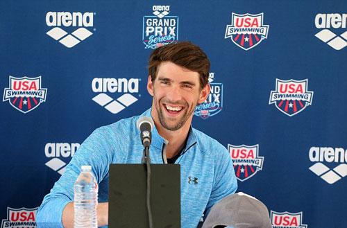 Kình ngư huyền thoại Michael Phelps xác nhận trở lại - 1