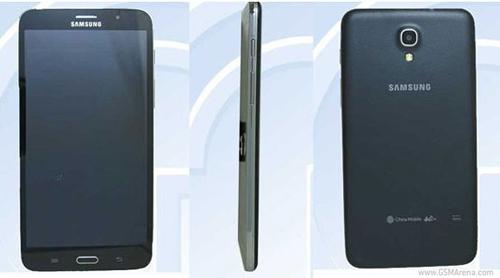 """Samsung lộ smartphone """"khổng lồ"""" màn hình 7 inch - 1"""