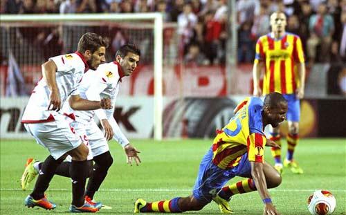 Sevilla – Valencia: Đánh chiếm lợi thế - 1
