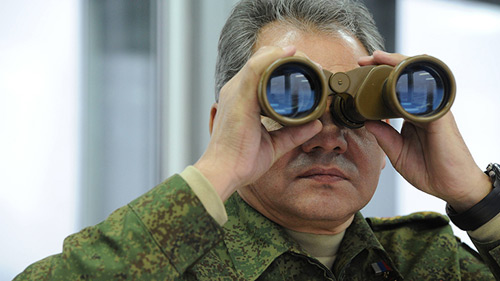 Nga tập trận sát biên giới tây nam Ukraine - 1