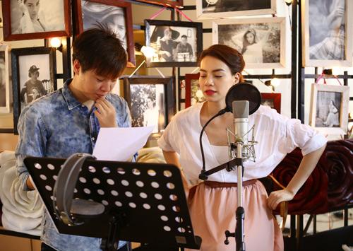 Hà Hồ mua lại sáng tác của thí sinh X-Factor - 1