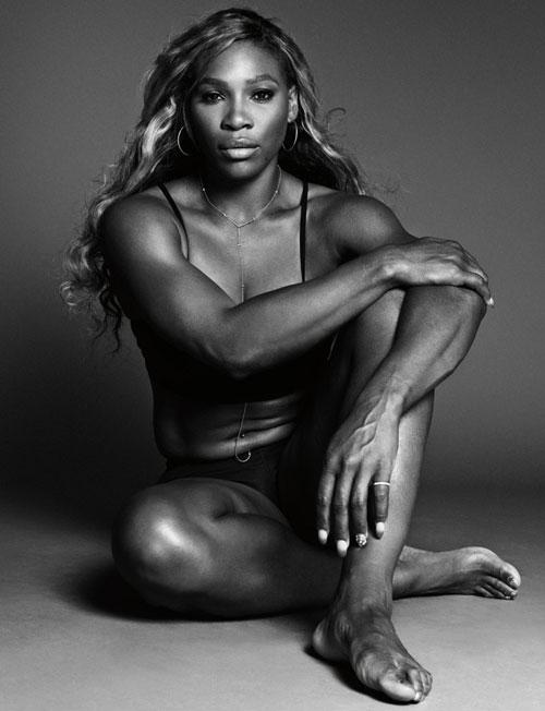 Serena trong Top 100 người ảnh hưởng nhất thế giới - 1