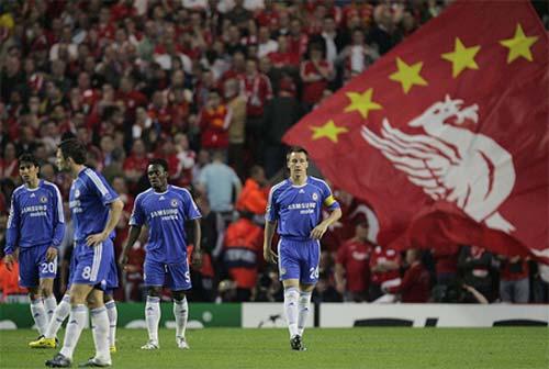 Liverpool – Chelsea: 5 trận đối đầu rực lửa - 1