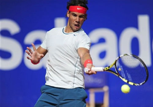 Nadal - Almagro: Chiến thắng lịch sử (TK Barcelona) - 1