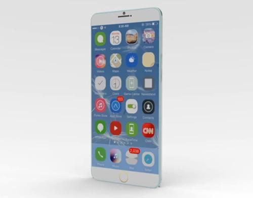 Video iPhone 6 màn hình 5,7 inch siêu mỏng - 1
