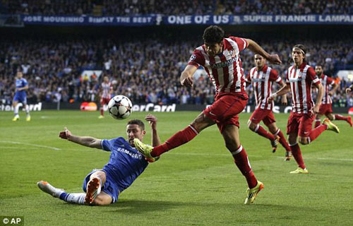 Chelsea – Atletico: Ngược dòng xuất sắc - 1