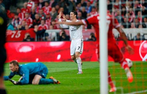 Sau bán kết cúp C1: Người Madrid giương oai - 1